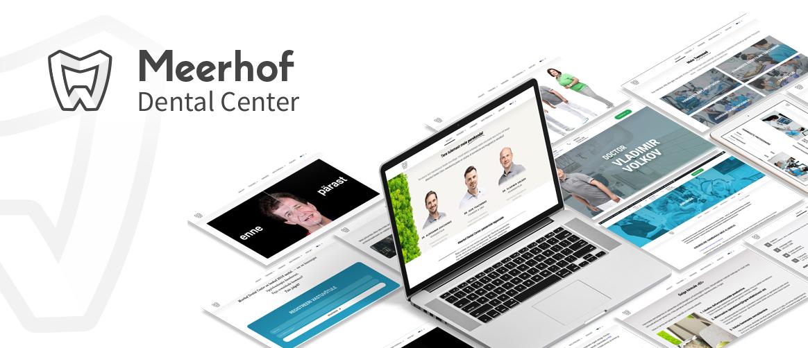 Nordic Expert - Meerhof Dental Center - client